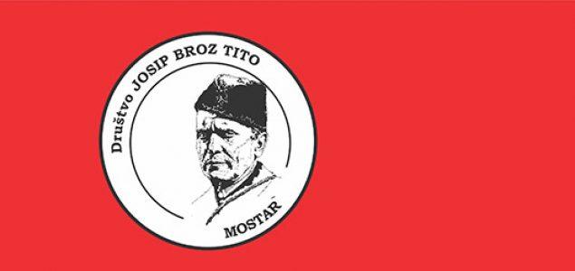 Tribina: Mostarci Titu u čast