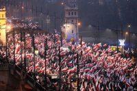 Varšavom marširalo 200.000 Poljaka