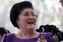 Sud naredio hapšenje bivše prve dame Filipina Imelde Marcos