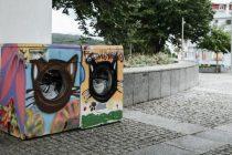 Od pokvarenih veš mašina napravili sklonište za napuštene mačke!