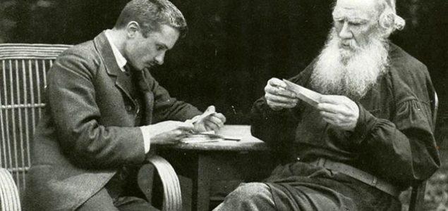 Толстој: Писмо А. В. ЖИРКЕВИЧУ