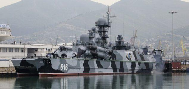 Ukrajina ponovo šalje ratne brodove u Azovsko more
