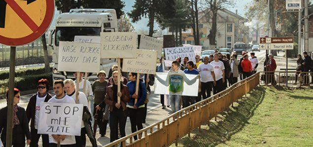 Ekološke organizacije iz BiH i regiona: Nastavljamo borbu protiv izgradnje malih hidroelektrana