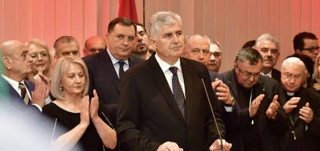 Nikšić, Komšić i Čolpa poručuju: Čović je krenuo putem Radovana Karadžića