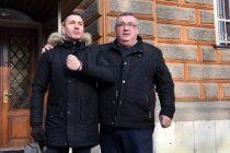 Davor Dragičević i Muriz Memić razgovarali s Komšićem: Napunio nam je dušu