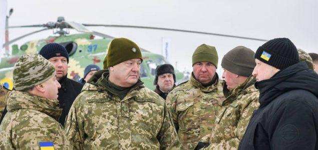 Ukrajina: Porošenko 'diže' rezerviste
