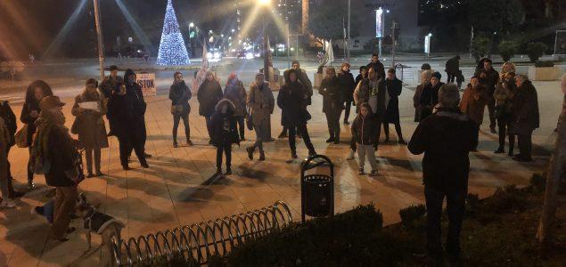 Mostarci podržali Banjalučane i digli glas protiv političkog terora