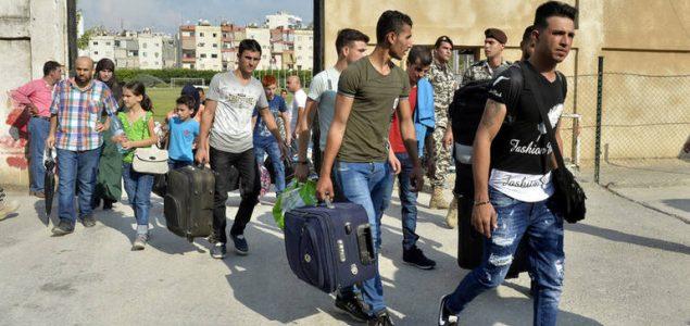 Gotovo 114.000 sirijskih izbjeglica vratilo se u 2018. godini
