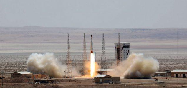Iran saopštio da je lansirao satelit koji nije uspeo da uđe u orbitu