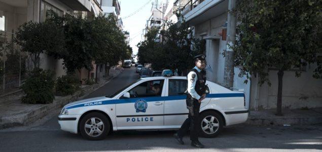 Grčka: Osmoro u pritvoru zbog bacanja boje na ambasadu SAD