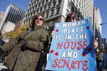 Ženski marš u Vašingtonu