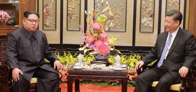 Kina spremna pomoći u denuklearizaciji Korejskog poluostrva
