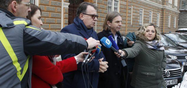 BH Blok podržao Komšića: Nema Vijeća ministara bez usvajanja Godišnjeg nacionalnog programa za NATO