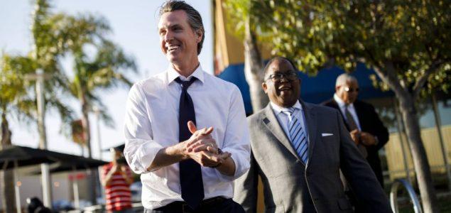 Novi guverner Kalifornije Newsom: Čovjek koji Trumpa naziva sramotom