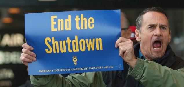 Američka blokada budžeta: Blokada vlade postaje nacionalni bezbjednosni rizik