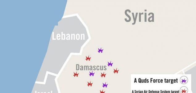 Sirija: Gađat ćemo aerodrom u Tel Avivu ako nastavite napade