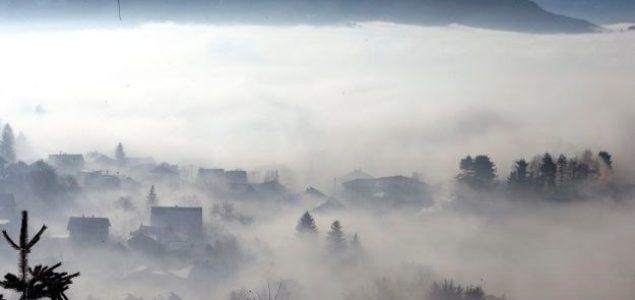 Vlast u borbi protiv zagađenog zraka: Kroz Sarajevo zabranjeno kretanje teretnih vozila