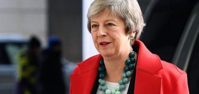 Zadnji pokušaj May da uvjeri zastupnike da podupru dogovor o Brexitu