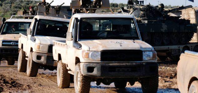 Ministri odbrane Rusije i Turske razgovarali o Siriji