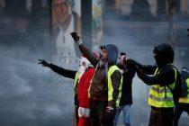 Francuski ministar: 'Žuti prsluci' oštetili oko 60 posto radara na putevima