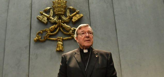 Australski kardinal osuđen za zlostavljanje maloljetnika