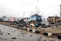 Kašmir: Najmanje 41 vojnik poginuo u bombaškom napadu