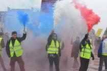 Ponovo neredi i privođenja 'žutih prsluka' u Francuskoj