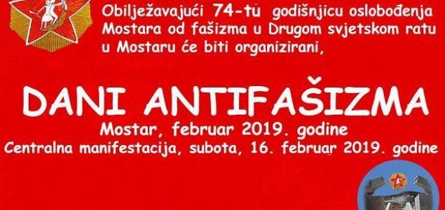 'Dani antifašizma' u Mostaru