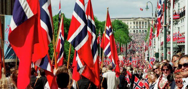 Bosanski protest u Norveškoj