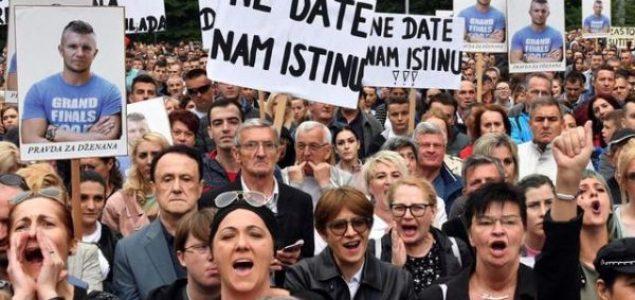 Prije tri godine preminuo Dženan Memić, pravda još uvijek nije zadovoljena