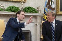 Donald Trump želi Sebastiana Kurza za posrednika u EU