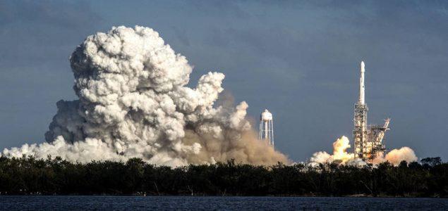 Ispaljena raketa SpaceX-a s prvom izraelskom letjelicom