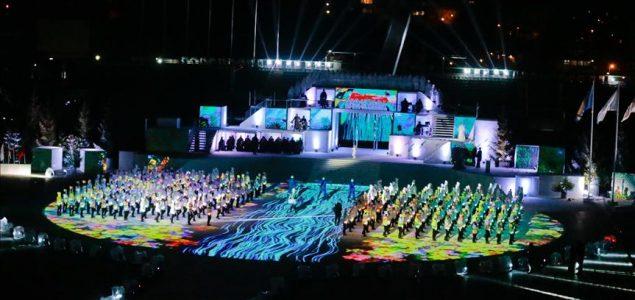 Olimpijski duh se vratio u Sarajevo grandioznim otvaranjem EYOF-a
