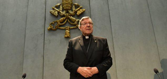 Kardinalu Pelu šest godina zatvora zbog seksualnog zlostavljanja dečaka
