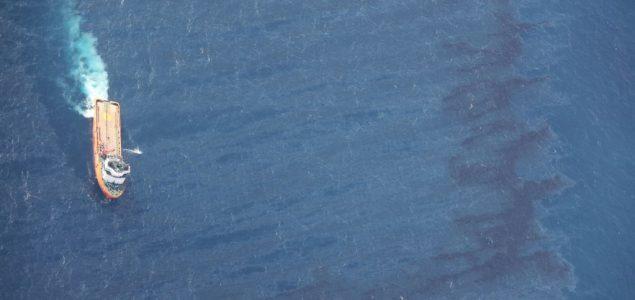 Nasukan brod ispustio 80 tona nafte kod Solomonskih ostrva