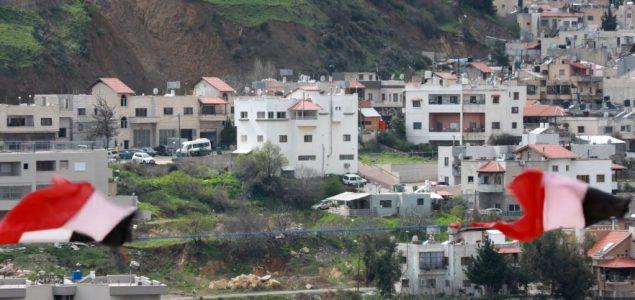 Arapski lideri u Tunisu zbog situacije sa Golanom