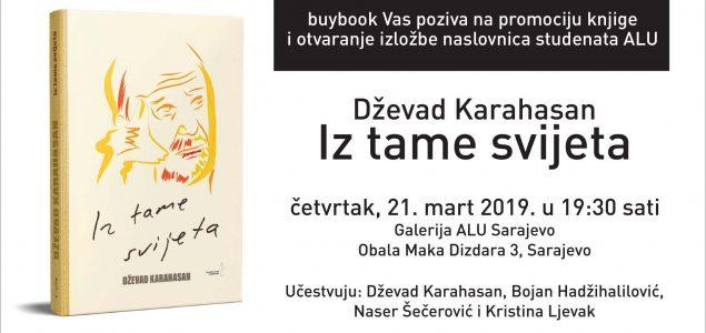 Promocija knjige Dževada Karahasana