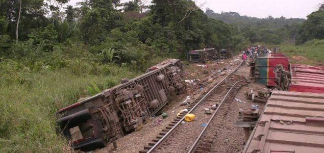 Djeca većina žrtava u željezničkoj nesreći u DR Kongu