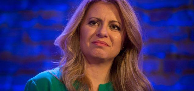 Čaputova nova predsednica Slovačke