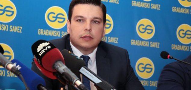 Lider Građanskog saveza Nihad Čolpa poručuje Dodiku: Ideju građanske BiH ne možete zastrašiti i uhapsiti