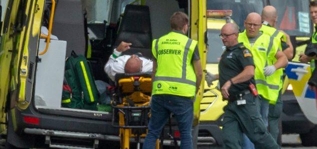 Najmanje 40 žrtava u pucnjavi u dve džamije na Novom Zelandu