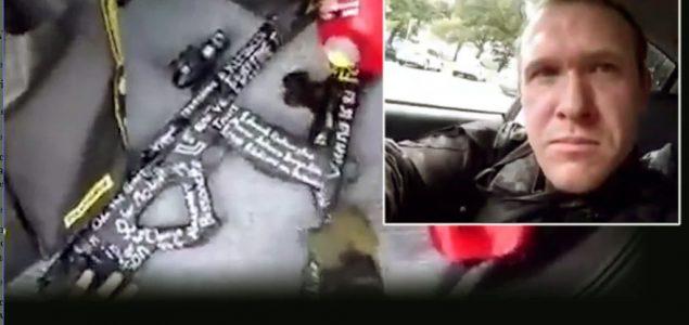 Ubojica iz Novog Zelanda u svom manifestu spominje Srbe, Kosovo, Balkan