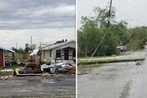 Smrtonosna oluja na američkom jugu