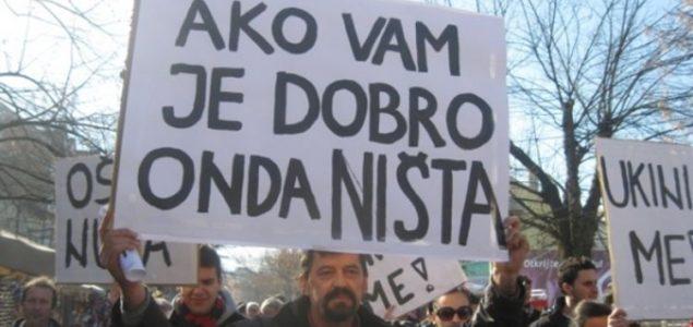 Prvomajski protest sutra u Tuzli: Nije vrijeme za slavlje jer su radnici u BiH robovi