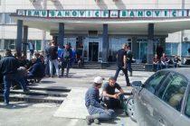 Rudari u Banovićima prekinuli proteste, očekuju veće plaće i veći iznos toplog obroka