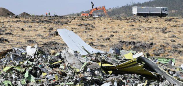 Istraga: Piloti Ethiopian Airlinesa primijenili Boeingove hitne procedure