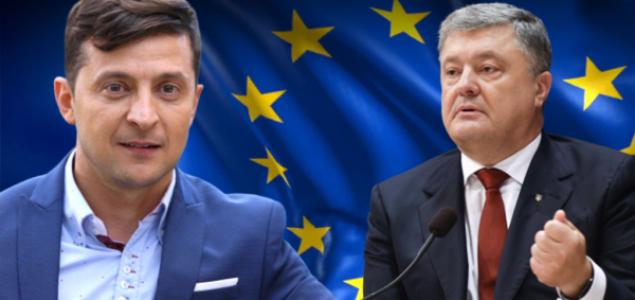Drugi krug predsedničkih izbora u Ukrajini