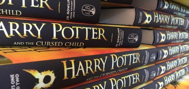 Katolička župa u Poljskoj zapalila 'Harry Potter' knjige