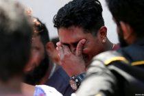 Masovna sahrana na dan žalosti u Šri Lanki