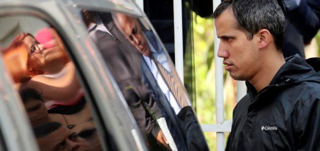Ustavotvorna skupština Venecuele ukinula imunitet Gvaidu
